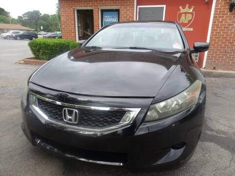 2010 Honda Accord for sale at AP Automotive in Cary NC