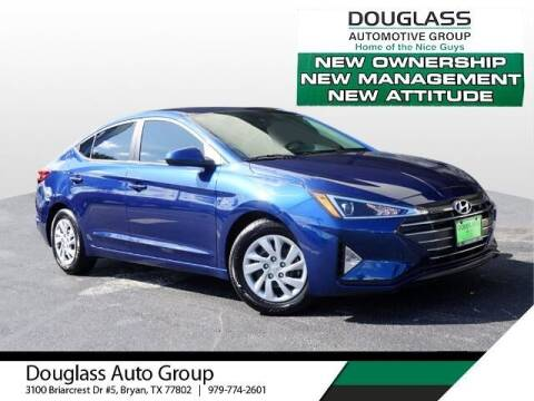 2020 Hyundai Elantra for sale at Douglass Automotive Group in Central Texas TX