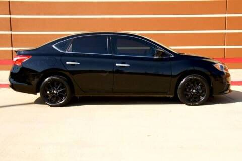 2018 Nissan Sentra for sale at Auto Hunters in Houston TX