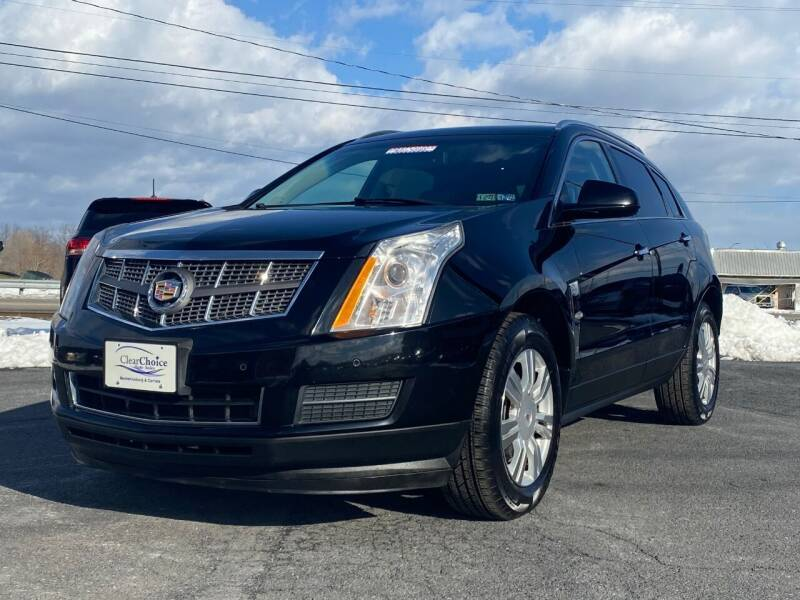 2011 Cadillac SRX for sale at Clear Choice Auto Sales in Mechanicsburg PA