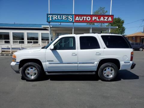 2001 GMC Yukon for sale at True's Auto Plaza in Union Gap WA