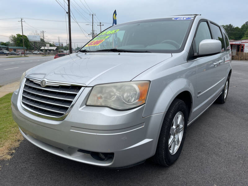 2008 Chrysler Town and Country for sale at Cars for Less in Phenix City AL