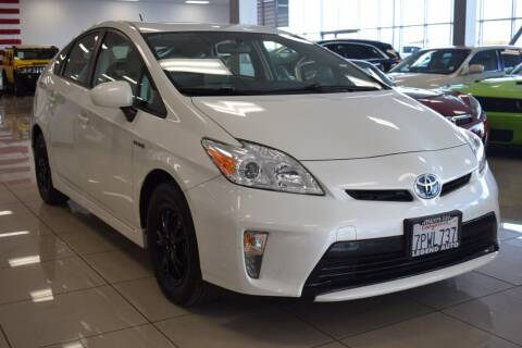 2015 Toyota Prius for sale at Legend Auto in Sacramento CA