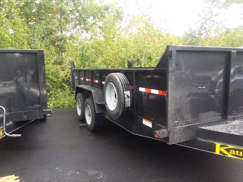 2021 Kaufman XS-16 7x16 HD Dump Trailer for sale at Mascoma Auto INC in Canaan NH