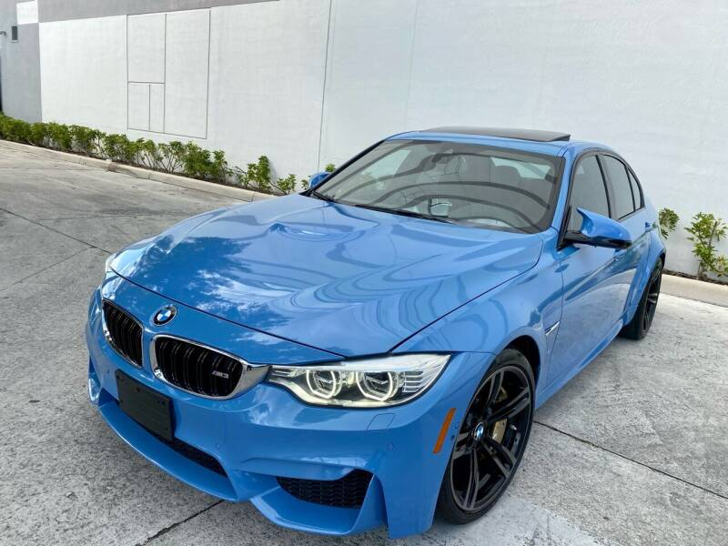2017 BMW M3 for sale at Auto Beast in Fort Lauderdale FL