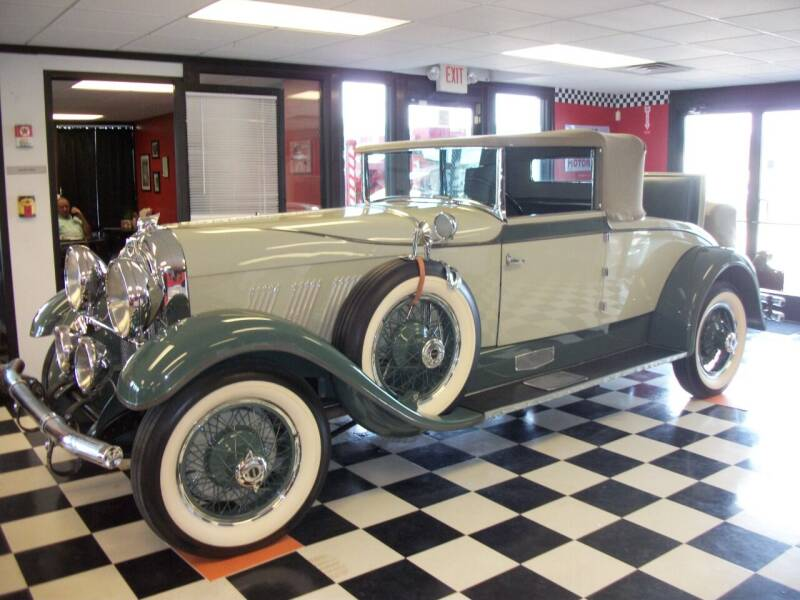 1929 Auburn Cabriolet for sale at Classics Truck and Equipment Sales in Cadiz KY