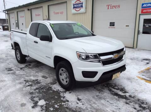 2017 Chevrolet Colorado for sale at TRI-STATE AUTO OUTLET CORP in Hokah MN