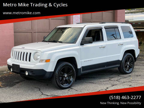 2012 Jeep Patriot for sale at Metro Mike Trading & Cycles in Albany NY