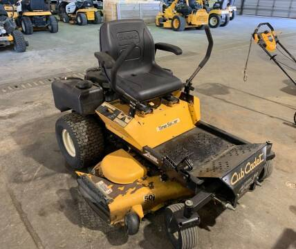 Cub Cadet Z Force 50 for sale at Vehicle Network - Mills International in Kinston NC