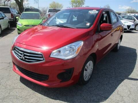 2018 Mitsubishi Mirage G4 for sale at Central Auto in South Salt Lake UT