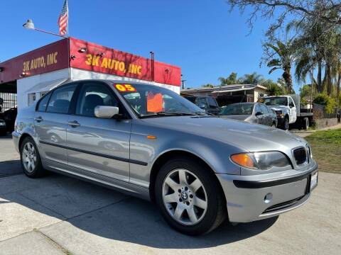 2005 BMW 3 Series for sale at 3K Auto in Escondido CA