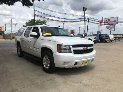 2009 Chevrolet Suburban for sale at Russell Smith Auto in Fort Worth TX