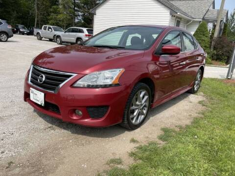 2014 Nissan Sentra for sale at Williston Economy Motors in South Burlington VT
