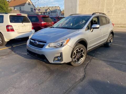 2016 Subaru Crosstrek for sale at Fine Auto Sales in Cudahy WI