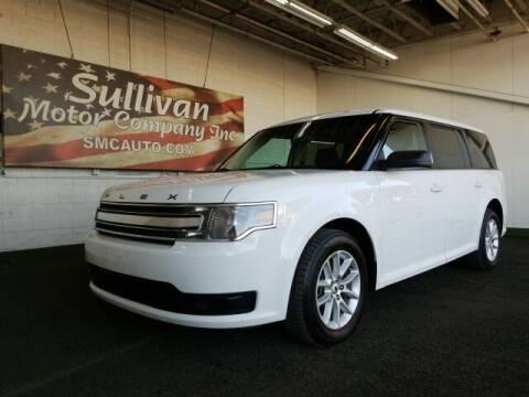 2014 Ford Flex for sale at SULLIVAN MOTOR COMPANY INC. in Mesa AZ