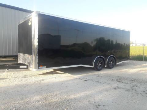 2020 Covered Wagon CW8.5x24 spread axls for sale at Texas Auto Trailer Exchange in Cleburne TX