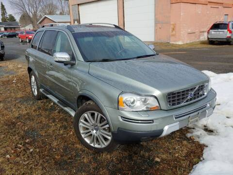 2008 Volvo XC90 for sale at Strandbergs Auto Inc in Centuria WI