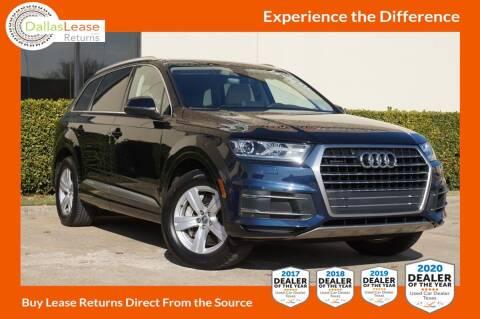 2018 Audi Q7 for sale at Dallas Auto Finance in Dallas TX