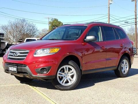 2012 Hyundai Santa Fe for sale at Tyler Car  & Truck Center in Tyler TX