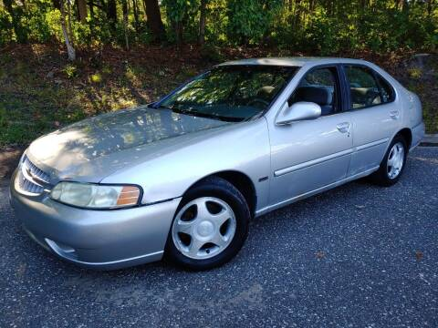 2001 Nissan Altima for sale at CRS 1 LLC in Lakewood NJ