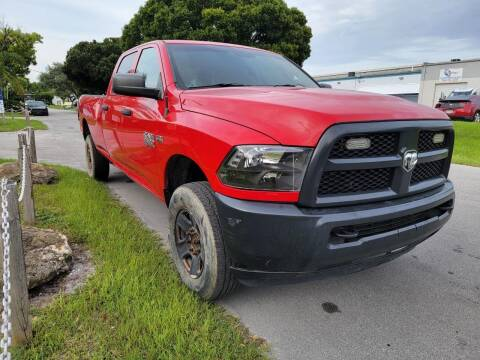 2016 RAM Ram Pickup 2500 for sale at Keen Auto Mall in Pompano Beach FL