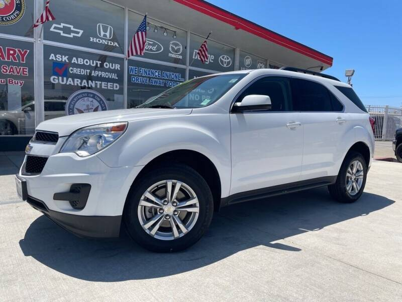 2014 Chevrolet Equinox for sale at VR Automobiles in National City CA
