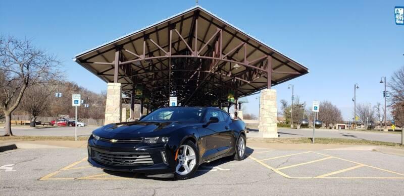 2017 Chevrolet Camaro for sale at D&C Motor Company LLC in Merriam KS
