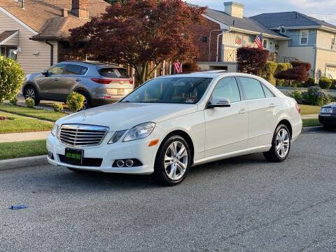 2010 Mercedes-Benz E-Class for sale at Reis Motors LLC in Lawrence NY