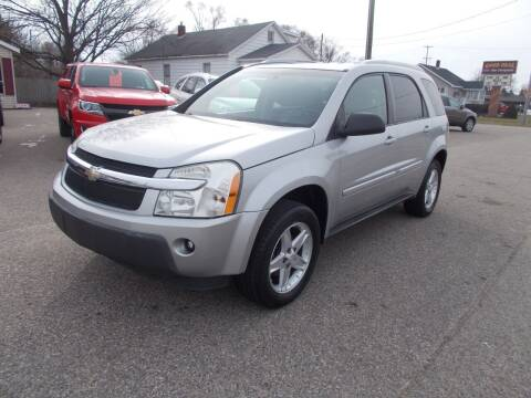 2005 Chevrolet Equinox for sale at Jenison Auto Sales in Jenison MI