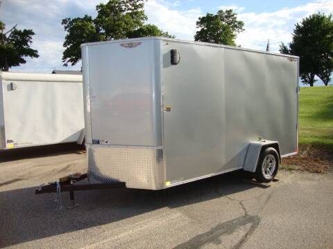 2021 H&H 6x12 for sale at Ditsworth Auto Sales in Bancroft IA