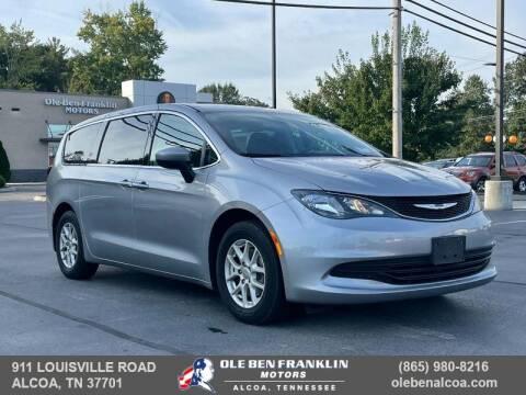 2018 Chrysler Pacifica for sale at Ole Ben Franklin Motors-Mitsubishi of Alcoa in Alcoa TN
