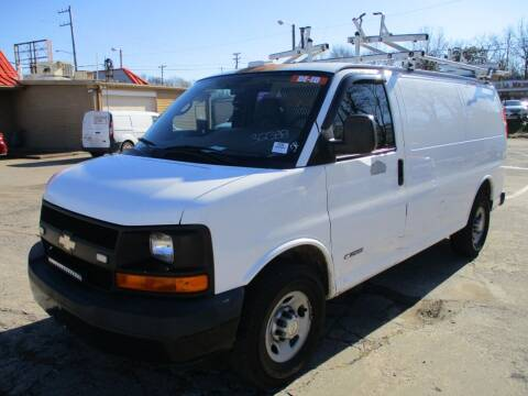 2006 Chevrolet Express Cargo for sale at A & A IMPORTS OF TN in Madison TN