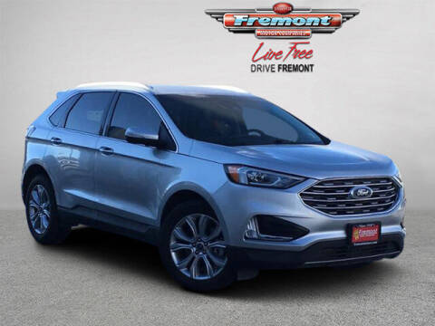 2019 Ford Edge for sale at Rocky Mountain Commercial Trucks in Casper WY