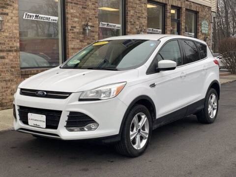 2016 Ford Escape for sale at The King of Credit in Clifton Park NY