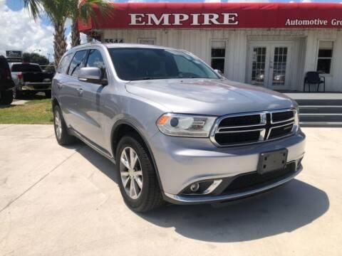 2014 Dodge Durango for sale at Empire Automotive Group Inc. in Orlando FL
