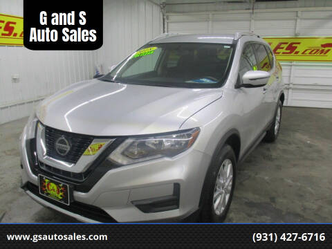 2018 Nissan Rogue for sale at G and S Auto Sales in Ardmore TN