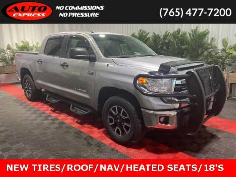 2017 Toyota Tundra for sale at Auto Express in Lafayette IN