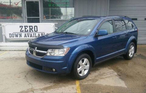 2010 Dodge Journey for sale at Wicked Motorsports in Muskegon MI