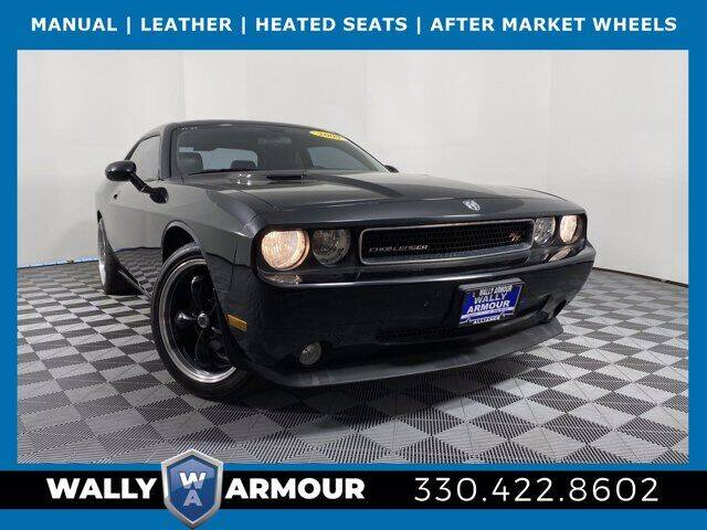 2009 Dodge Challenger for sale at Wally Armour Chrysler Dodge Jeep Ram in Alliance OH