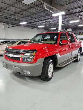 2002 Chevrolet Avalanche for sale at Brian's Direct Detail Sales & Service LLC. in Brook Park OH