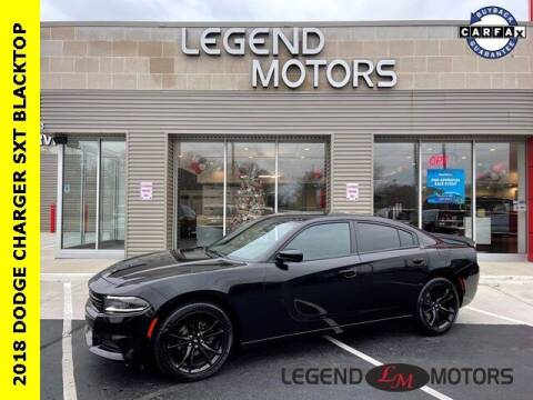 2018 Dodge Charger for sale at Legend Motors of Waterford in Waterford MI