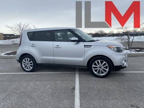 2018 Kia Soul for sale at INDY LUXURY MOTORSPORTS in Fishers IN