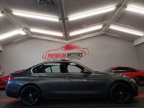 2017 BMW 3 Series for sale at Premium Motors in Villa Park IL