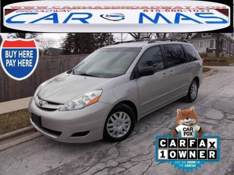 2007 Toyota Sienna for sale at Car Mas Broadway in Crest Hill IL