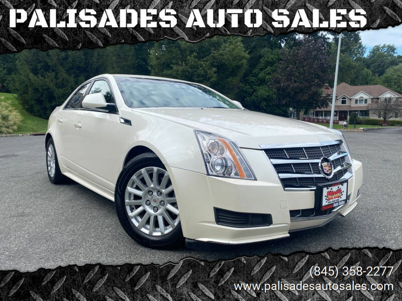 2011 Cadillac CTS for sale at PALISADES AUTO SALES in Nyack NY