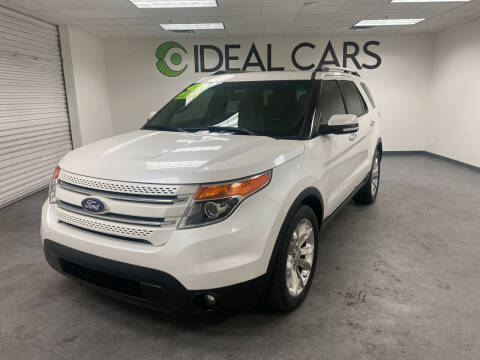 2013 Ford Explorer for sale at Ideal Cars Atlas in Mesa AZ