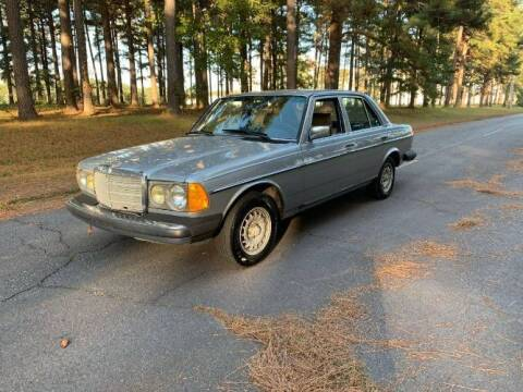 1984 Mercedes-Benz 300-Class for sale at Classic Car Deals in Cadillac MI