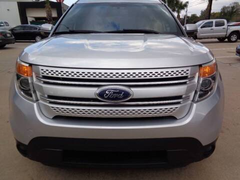 2012 Ford Explorer for sale at Car Ex Auto Sales in Houston TX