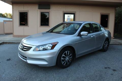 2011 Honda Accord for sale at ATL Auto Trade, Inc. in Stone Mountain GA