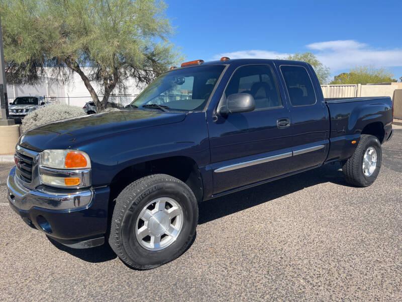 2005 GMC Sierra 1500 for sale in Tucson, AZ